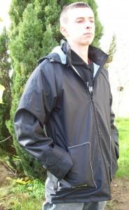 veste ll Syl. devant (noire)
